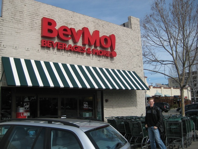 BevMo!  Related to WaMu?